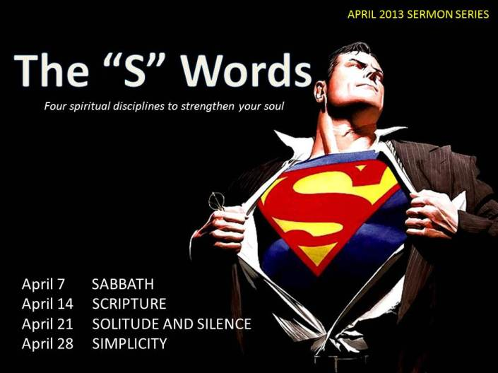 The S Words promo