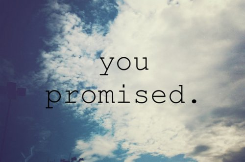 Image result for promises picture